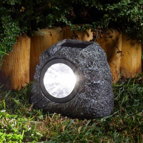 4 Pack- Granite Rock Spot Light